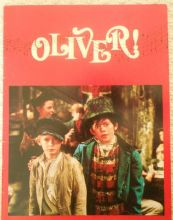 Oliver, 36 page souvenir book, Mark Lester, Ron Moody, Dickens tale! , '68